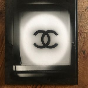 CHANEL Accents - Rad Collectible Chanel Karl coffee table look book